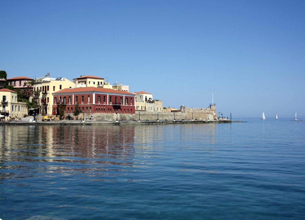 Castle of Firkas - Chania harbour